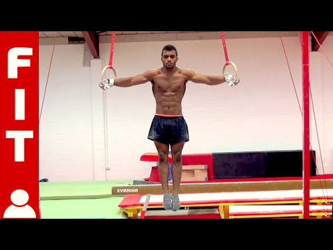 A Gymnastic Ring Workout (How you can Train with Rings)