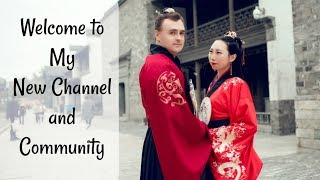 Welcome to Our New Channel for Extra&Early Personal Contents!Marriage Life, Trips, Lolita&Hanfu!