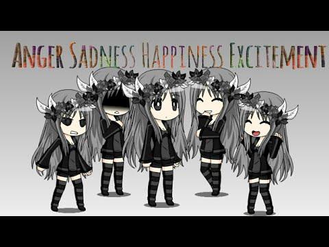 No Emotions || Mini Movie || Gacha Studios (Inspired by Scarlett_Scythian X)