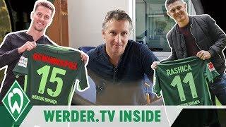 Werder.tv inside vor schalke 04 ...