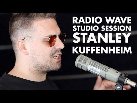 James Cole aka Stanley Kuffenheim: Radio Wave Studio Session