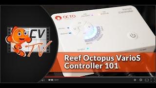 Reef Octopus VarioS Controller 101