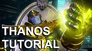 Video Thanos Tutorial - Marvel vs. Capcom: Infinite Guide download MP3, 3GP, MP4, WEBM, AVI, FLV Januari 2018