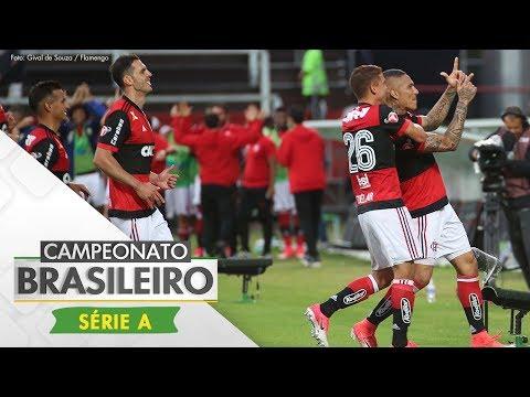 Melhores Momentos - Gols de Flamengo 2 x 0 São Paulo - Campeonato Brasileiro (02/07/2017)