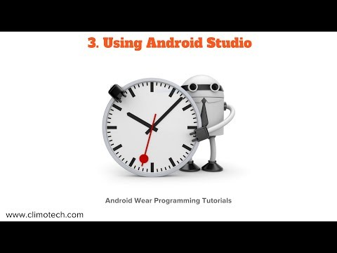 Using Android Studio