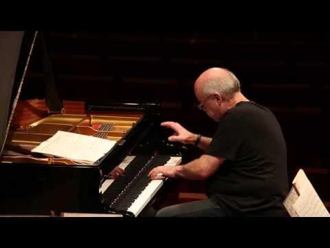Prokofiev - Concerto pour piano n°3 par Alexander Toradze, dirigé par Mikko Franck (répétition)