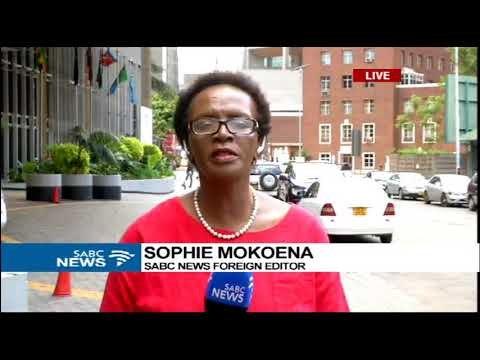Sophie Mokoena gives latest update from Zimbabwe
