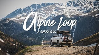 Download lagu Our Overland Trip Through Alpine Loop Ouray Colorado MP3