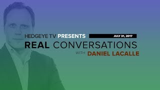 Hedgeye Real Conversations: Daniel Lacalle - Escape from the Central Bank Trap