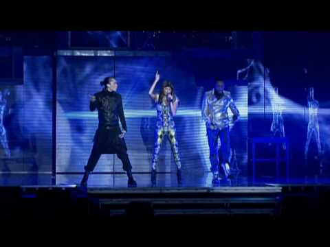 "Black Eyed Peas ""Missing You"" (Live)"