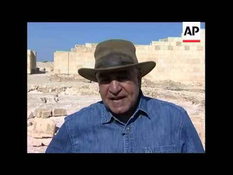 Archeologists begin excavating possible sites of Cleopatra's  tomb