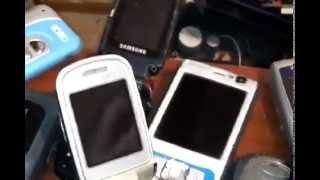 #Пройдёмся по помойкам Мобильные телефоны, карманный телевизор, карманное радио, mp3 магнитолы.(Мои находки на помойке, цветной карманный телевизор CASIO, мобильные телефоны, магнитолы и многое другое...., 2014-07-04T20:15:32.000Z)