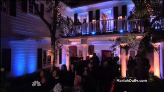 Mariah Carey Matt Lauer Special Part 2 of 3 NBC