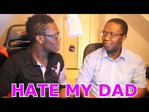 Thumbnail: HATE MY DAD