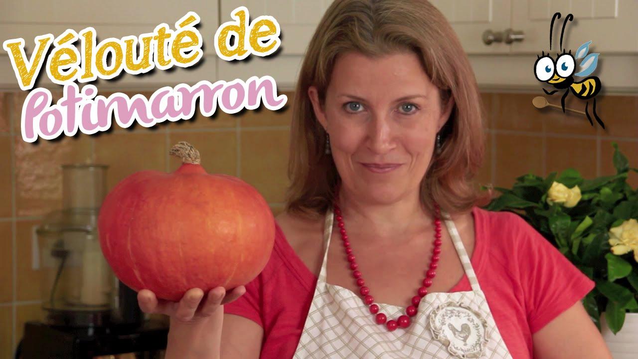 1 cuisiner un velout de potimarron youtube - Cuisiner un potimarron ...