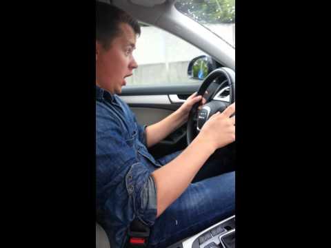 Car Audi Fail