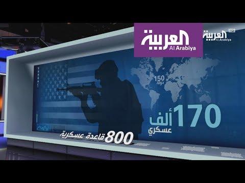 ترمب يدعم ميزانية للدفاع تصل إلى 750مليار دولار  - نشر قبل 8 ساعة