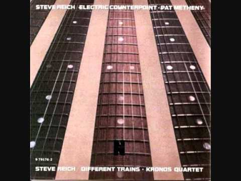 Electric Counterpoint - Steve Reich - Revision