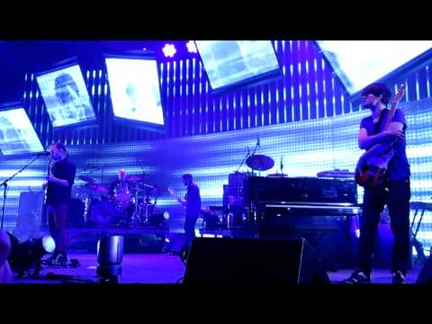 Radiohead - Full concert in HD - Blossom June 6, 2012 - Clev