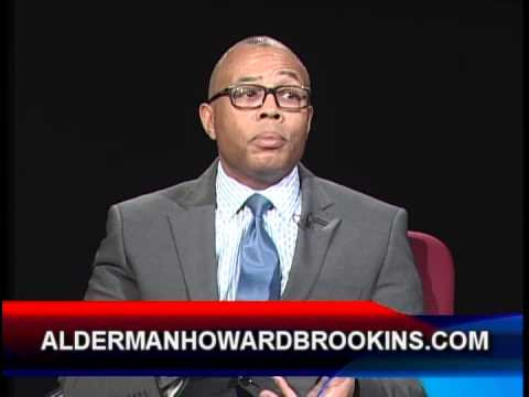 Alderman Howard Brookins 21st Ward
