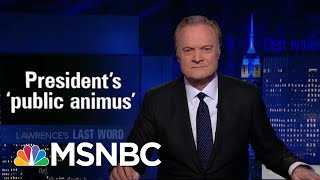Lawrence's Last Word: Another Day, Another Impeachable Offense | The Last Word | MSNBC