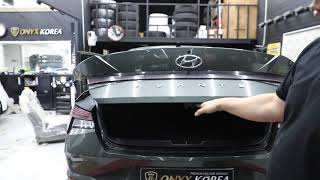 천안전동 트렁크 아반떼 CN7 (순정보다 똑똑하다!!)
