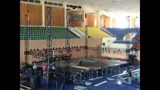 Cho thuê Sân khấu lắp ráp