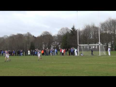 Tony Kelly and Philip Ivors goals for LIT v UL in Fitzgibbon Cup Quarter Final 19/2/2014