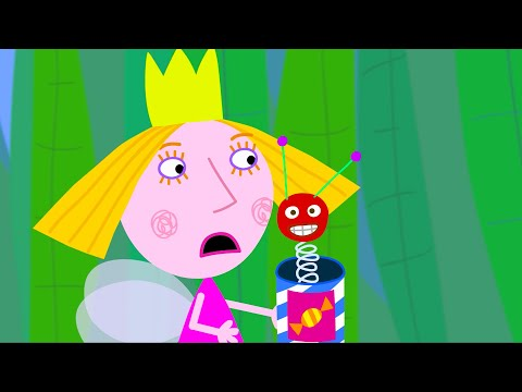 Новая серия на канале Маленькое королевство Бена и Холли🌛Ночевка Люсси 🛏️ Сезон 2, Серия 27