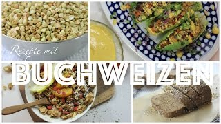 Buchweizen - Unsere Top 5 Lebensmittel in der Rohkostküche #1