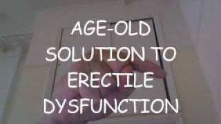 DIY Viagra (the free solution to erectile dysfunction) Thumbnail