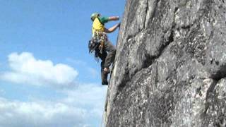 Seneca Rocks - Bring On the Nubiles Crux
