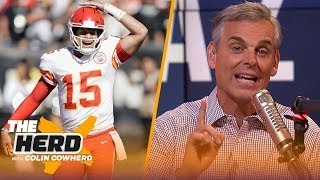 Blazin' 5: Colin's picks for 2019-20 NFL Week 3 | NFL | THE HERD
