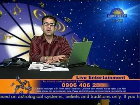sunrise tv kismat aur kundli Star sign 2012