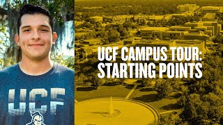 UCF Campus Tour: Starting Points