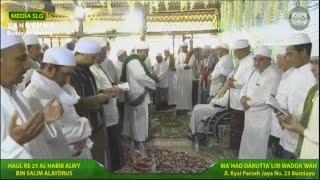Live Relay  Haul Al-Habib Assyaikh Alwi Bin Salim Al-Aydrus        Yang ke 25      Bumiayu Malang