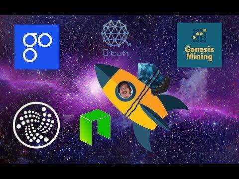 Coin News - NEO, OMISEGO, IOTA, QTUM, LISK, Genesis Mining