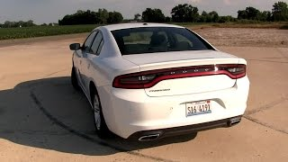 2016/2017 Dodge Charger 3.6L V6 (292 HP) Test Drive
