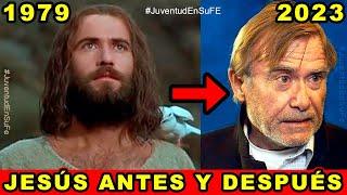 Top 15 JESÚS DE NAZARET Antes y Después 2018 ¿Qué pasó con los actores que interpretaron a Cristo?