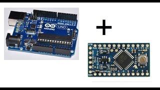 Uploading sketch to arduino Pro Mini without FTDI TTL Module