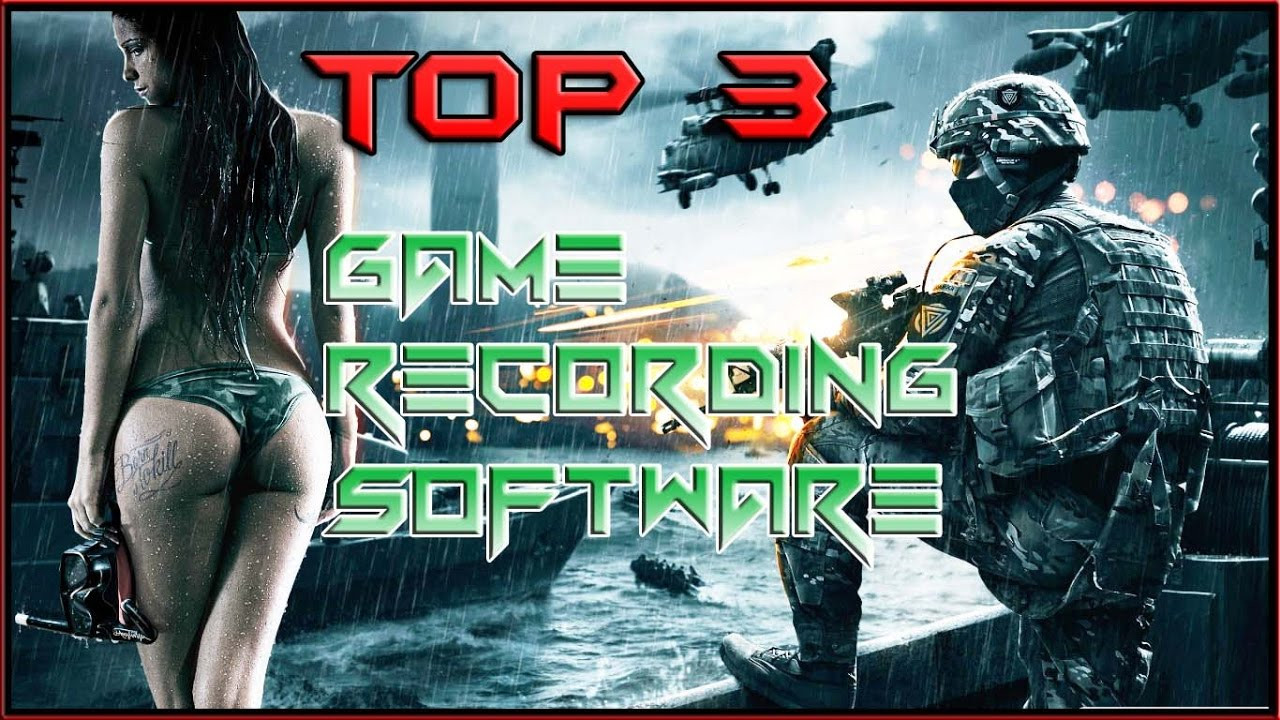 The best pc game recording software! Low end pc friendly youtube.