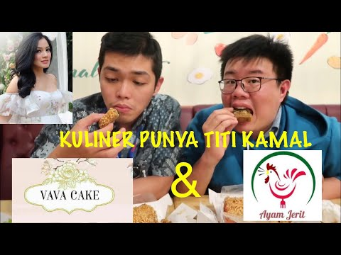 VAVA CAKE DAN AYAM JERIT REVIEW!! BY TITI KAMAL