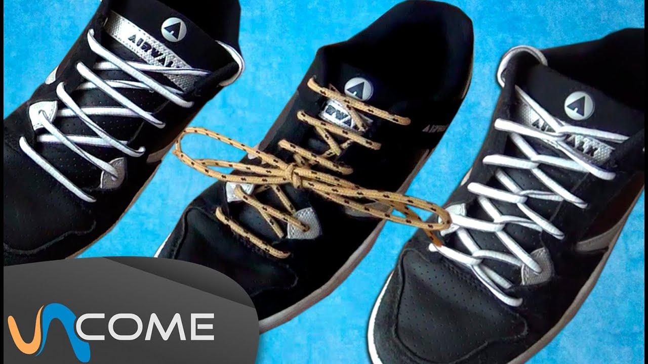 come mettere i lacci scarpe adidas