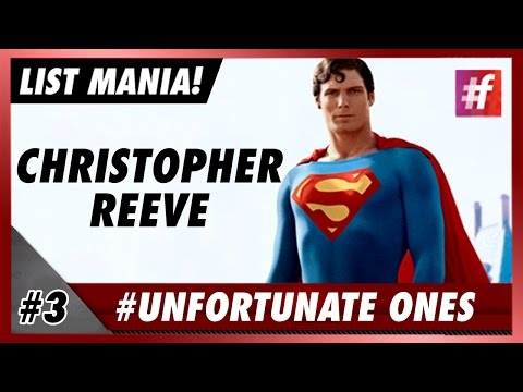 #fame hollywood - Christopher Reeve - 5 Most Tragic Celeb Stories in History