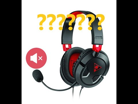 Microphone not Working on New Headset? You might need this!
