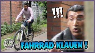 FAHRRAD KLAUEN! PRANK
