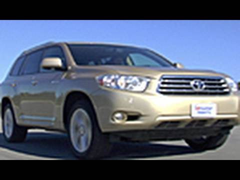 2008 2010 toyota highlander review consumer reports youtube. Black Bedroom Furniture Sets. Home Design Ideas