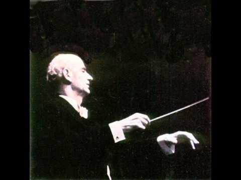 Mendelssohn: Violin concerto - Menuhin, Furtwängler - I - 1/2