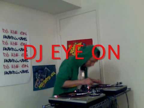 DJ EYE ON MASH UP THE HOUSE MIX