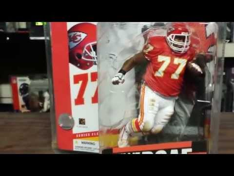 2014 Willie Roaf Mcfarlane NFL Kansas City Chiefs